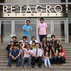 In-house Training ASP.NET at Betagro