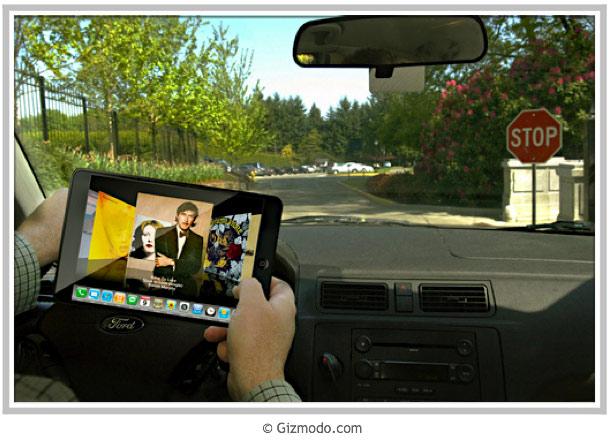 Apple Tablet Alert Act
