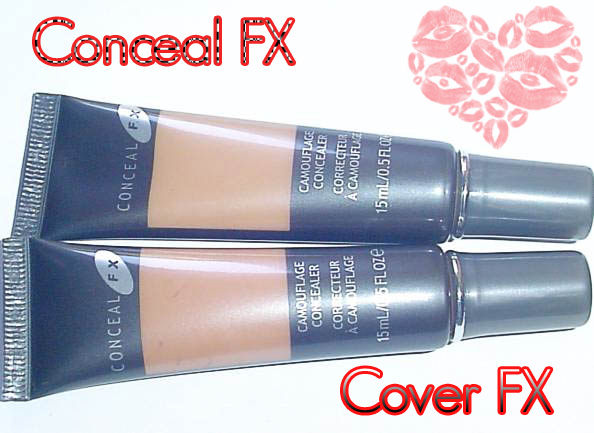 The Cover FX Camouflage Concealer is the newest product from Cover FX.