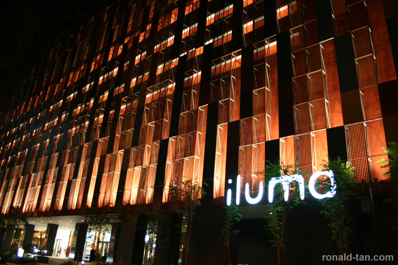 Iluma @ Bugis Light Up