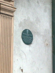 Photo of Green plaque number 4124
