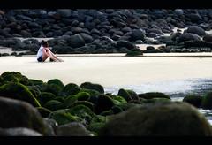 """Alone @ Punggol Beach"" :: Punggol Singapore (alner_s) Tags: beach singapore waves inspired d60 alner nikond60 punggolbeach alners alemdagqualityonlyclub garbongbisaya alnerssuello"