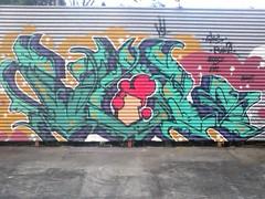 vol x bouz (Kuso Gaijin Yaro) Tags: japan vancouver graffiti tokyo vol yesca bouz