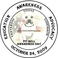 Pit Bull Awareness Day