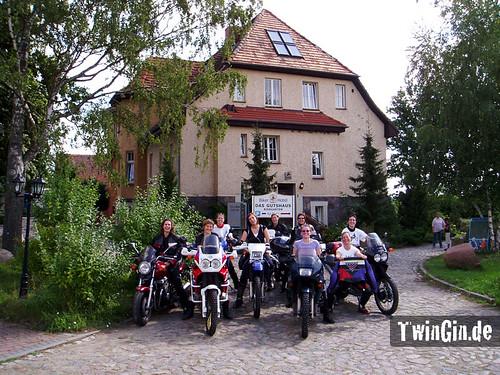 Bikerhotel Gutshaus