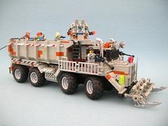 Zombine Harvester