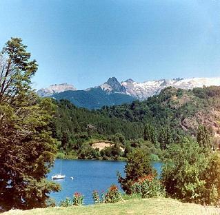 BARILOCHE, in Río Negro province, in Argentina's patagonia # Original = (795 x 777)