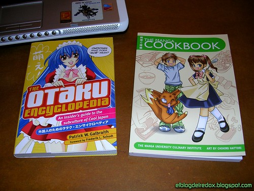 The Otaku Encyclopedia and The Manga Cookbook