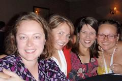 @kaisermommy, @mrsflinger, me & @al_pal