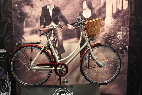 Interbike Pashley Sonnet 3