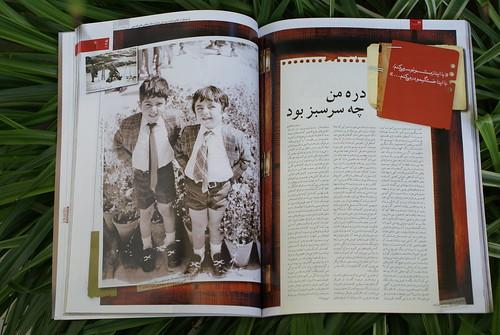 Copyright Infringement in Ideal Life Magazine  نقض حقوق مولف در مجله زندگی ایدهآل