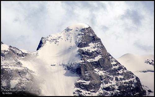 Mountain Peaks in Kaghan