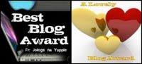 bestblog_award-Alesha-雅各布森一家