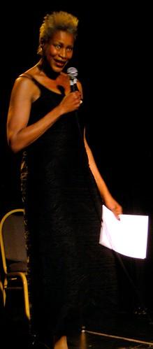 Assembly Member Elvi Gray-Jackson at the True Diversity Dinner
