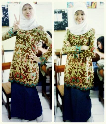 narsis batik