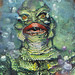 The Creature from the Black Lagoon by Sir Grapefellow