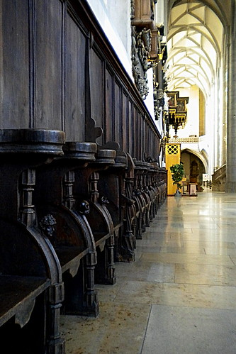 St. George Church Side Gallery, Nordlingen