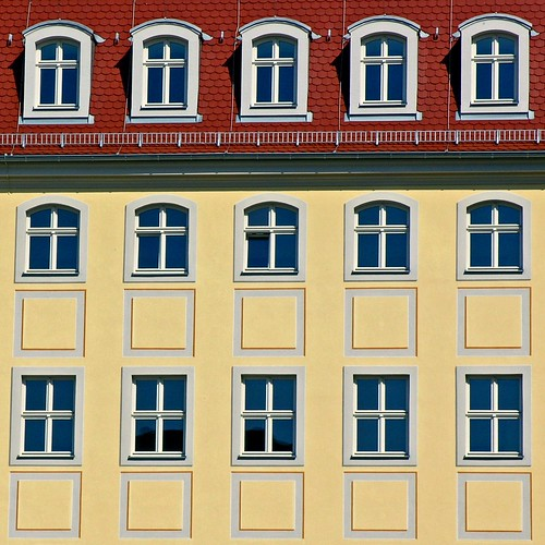 windows in Dresden