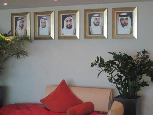Everpresent Sheikhs