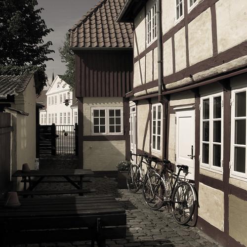 Faaborg Danhostel, Denmark