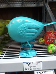 Twitter bird spotted at Lowe's
