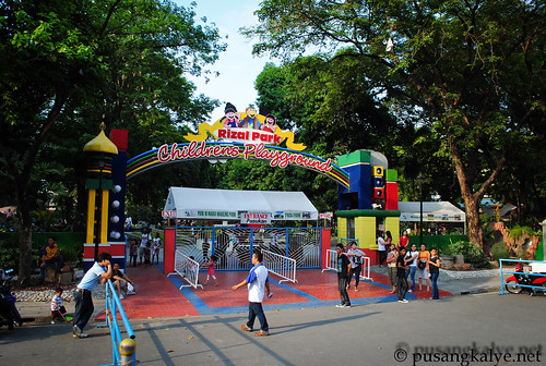 childrens playground_LUNETA