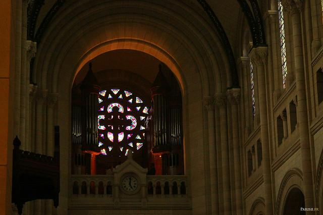 L'orgue Cavaillé-Coll, très réputé