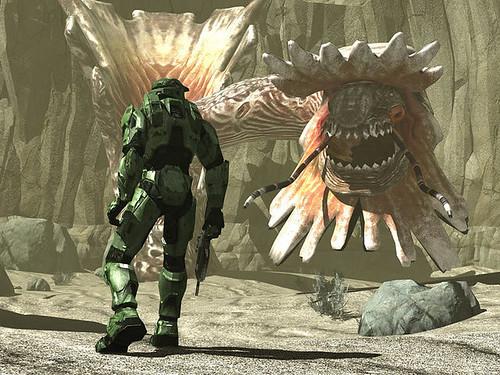Halo 4 - Microsoft's Major E3 Announcement