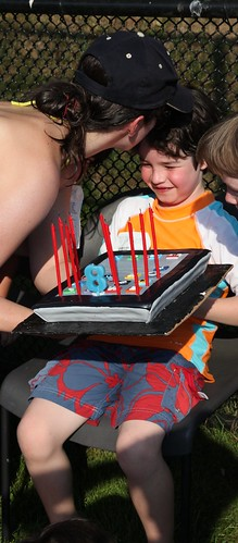 max ipad cake close up