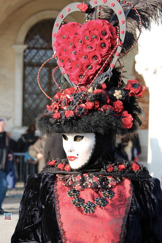Venitian Masks Carnival 2015 Venezia