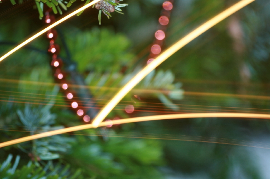 Crazy Christmas Bokeh