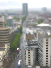 Tilt shift is all the rage (silverfox09) Tags: london tcr alltherage tiltshift