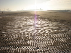 Port of Liverpool (Cherry Cherry) Tags: crosby anthonygormley anotherplace blundellsands