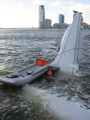 Miracle on the Hudson (buff_wannabe) Tags: nypd disaster hudsonriver fdny usairways uscg airplaneaccident