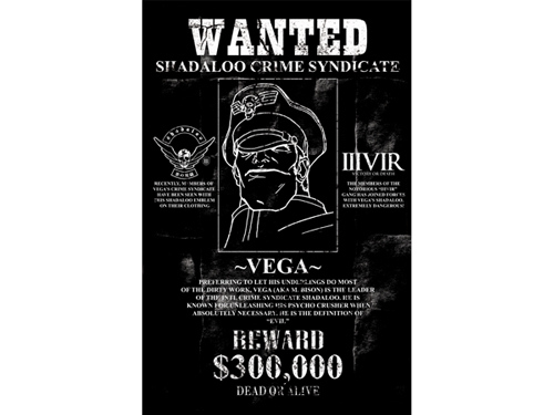 wanted poster f