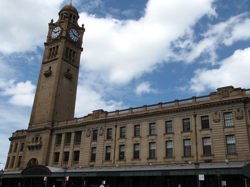 gare centrale sydney