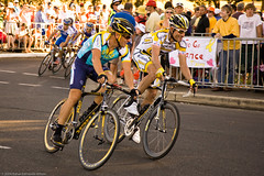 Cancer Council Classic 2009 (rohanew) Tags: sport race cycling australia adelaide southaustralia lancearmstrong criterium tourdownunder parklands georgehincapie cancercouncilclassic