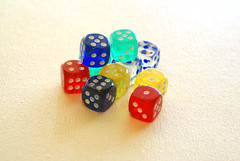 Dice On Canvas (See El Photo) Tags: blue red 15fav favorite stilllife dice color colour yellow fun toy toys colorful die niceshot colore play squares inanimate canvas clear numbers cube 100views greatshot 200views chance cubes fav dots gamble farbe 3f couleur 1f faved 色 2f 顏色 цвет 222v2f 111v1f greatlighting gameofchance 색깔 χρώμα 6sixsided