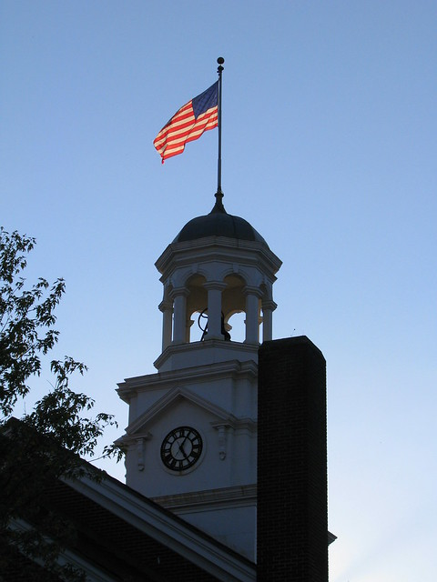 Cannon County Tower & Flag