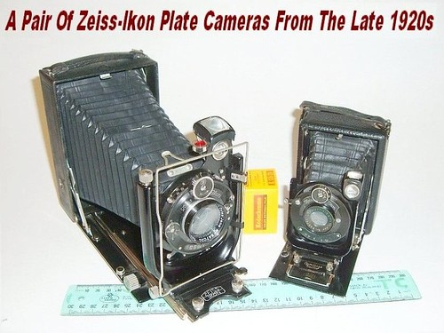 Cameras In The 1920s