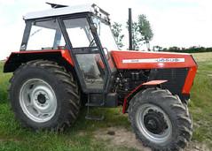 Allegro maszyny rolnicze traktory