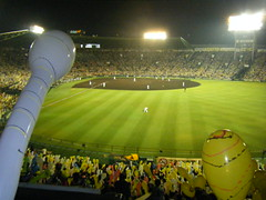 Hanshin Tigers Game (sean in japan) Tags: japan tigers osaka hanshin