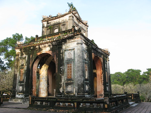 Tomb of Tu Duc, Hue, Vietnam