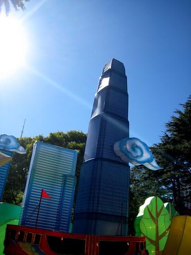 Hong Kong Lantern Festival Albert Park, Auckland