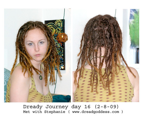 Dready Journey Day 16