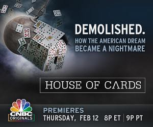 CNBC's 'House of Cards' explains financial crisis 2