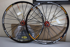 Mavic Crossmax SLR Lefty Wheelset 02