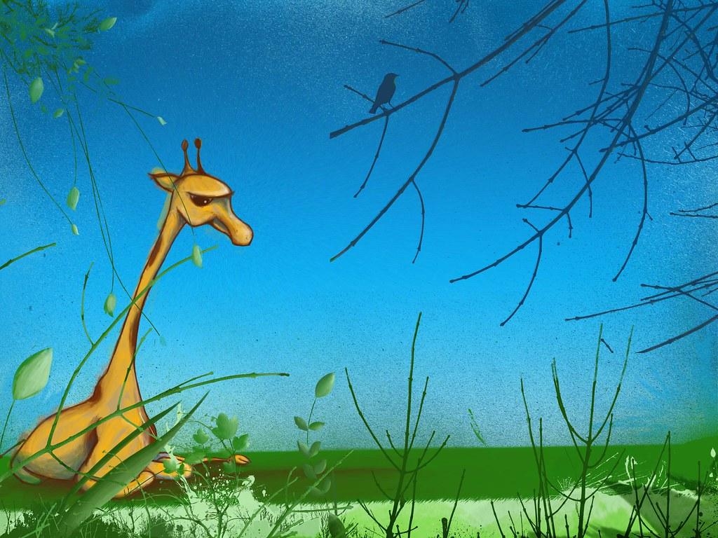 girafe : le final !