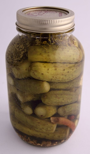 Pickles worth waiting for Preserving Recipes Cucumber