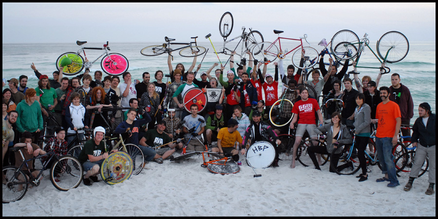 Bikes Plus Downtown Pensacola BIKE POLO SPRING BREAK amp SESPI